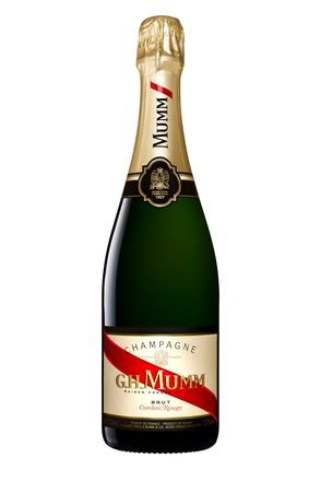 G.H. Mumm Brut Cordon Rouge Champagne image