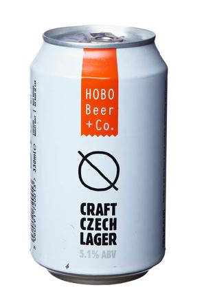 Hobo Beer + Co. Lager image