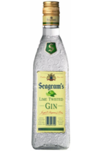 Seagram's Lime Twisted Gin image