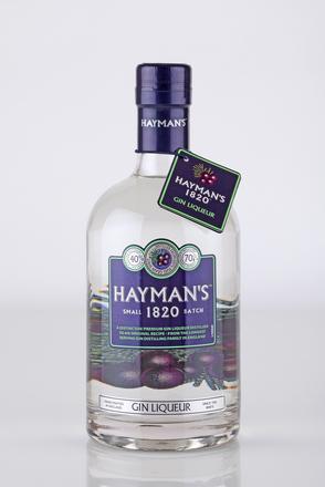 Hayman's 1820 Gin Liqueur image