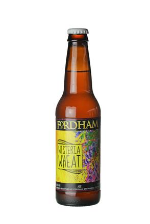 Fordham Wisteria Wheat Ale image