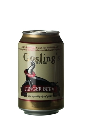 Goslings Stormy Ginger Beer image
