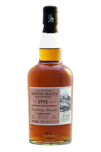 Wemyss Strawberry Ganache 1991 Glen Scotia image