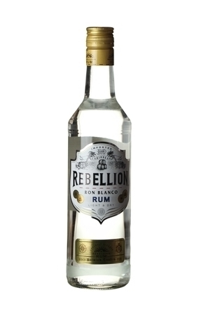 Rebellion Ron Blanco Rum
