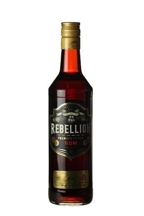 Rebellion Premium Black Rum image