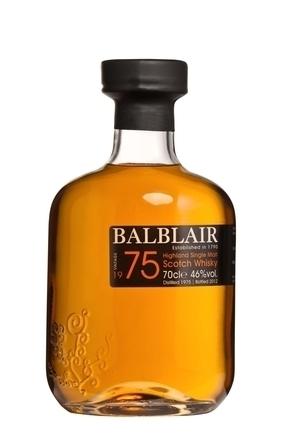 Balblair 1975 (2nd Release) Bottled 2012 image