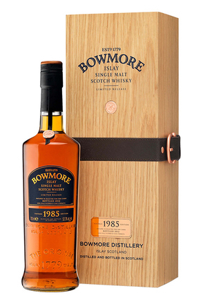 Bowmore 1985 Single Malt Whisky (bottled 2012) image