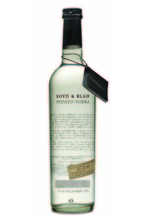 Boyd & Blair Potato Vodka image