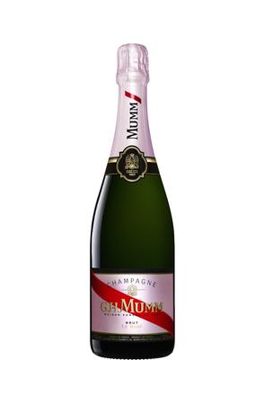 G.H. Mumm Brut Rosé Champane image