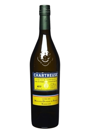 Chartreuse Cuvée des M.O.F. Sommeliers image