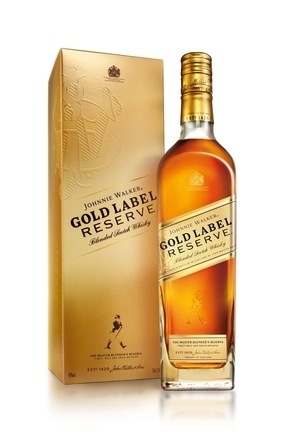 Johnnie Walker Gold Label Reserve  image