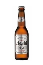 Asahi Super Dry (UK brewed)