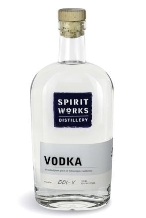 Spirit Works Distillery Vodka image