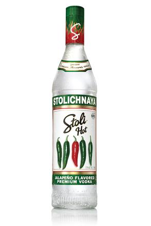 Stolichnaya Stoli Hot image