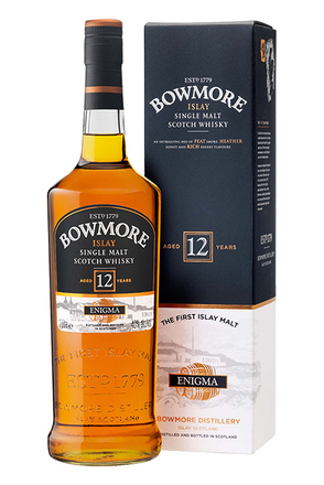 Bowmore Enigma 12 Year Old image