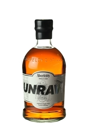 Aberfeldy #Unravel Single Cask image