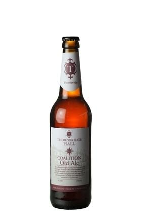 Thornbridge Hall Coalition Old Ale image