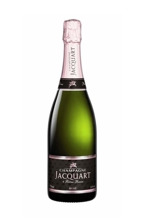 Jacquart Rosé NV Champagne image