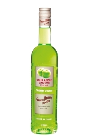 Gabriel Boudier Sour Apple Liqueur