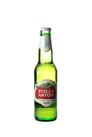 Stella Artois Lager (UK brewed) image