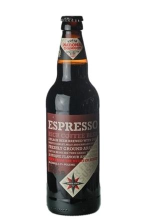 Dark Star Espresso Rich Coffee Beer image