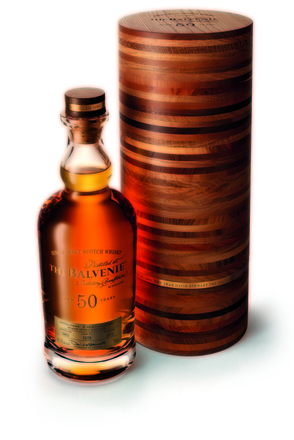 The Balvenie Fifty image