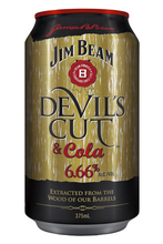 Jim Beam Devil's Cut (cans) image
