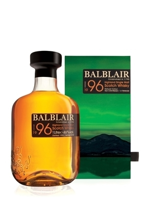 Balblair 1996 (1st Release) Bottled 2012