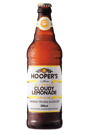 Hooper's Alcoholic Cloudy Lemonade image