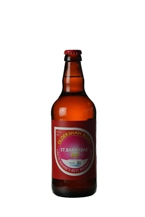 Oldershaw St. Barnabas' Ale