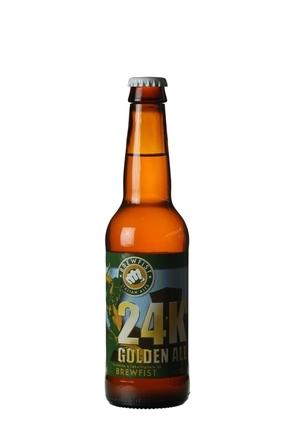 Brewfist 24k Golden Ale image