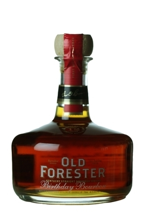 Old Forester 2012 Birthday Bourbon (11th Edition) image