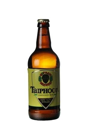 Hopback Taiphoon Lemongrass Beer image