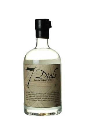 7 Dials London Dry Gin image
