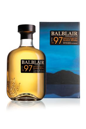Balblair 1997 (2nd Release) Bottled 2012 image