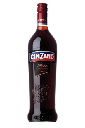 Cinzano Rosso Vermouth image