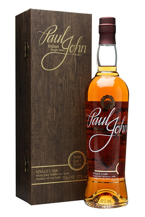 Paul John Debut Single Cask image