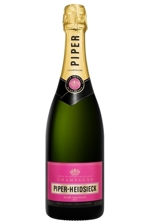 Piper-Heidsieck Rose Sauvage Brut Champagne