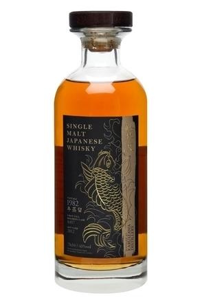 Karuizawa 1982 First Fill Bourbon #8497