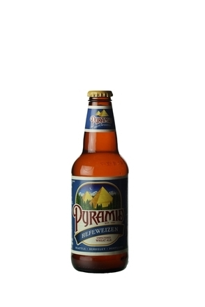 Pyramid Hefeweizen Unfiltered Wheat Beer