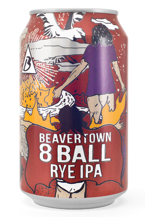 Beavertown 8 Ball image