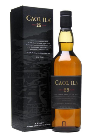 Caol Ila 25 Year Old image