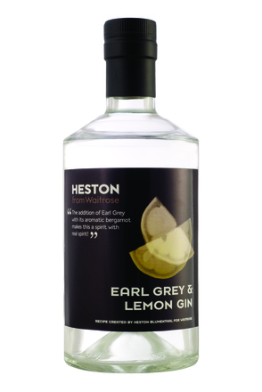 Heston From Waitrose Earl Grey & Lemon Gin image