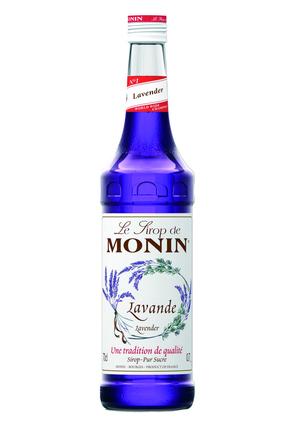 Monin Lavender sugar syrup image