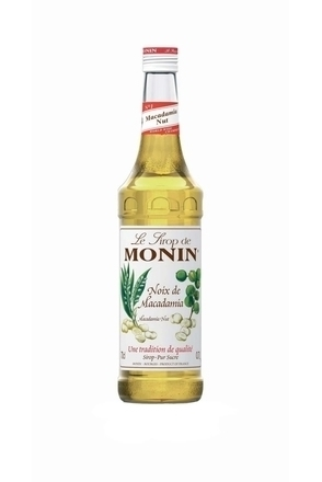Monin Macadamia Syrup image