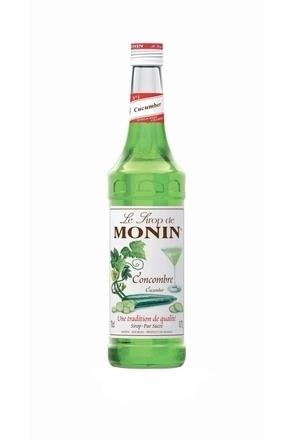 Monin Cucumber Syrup image