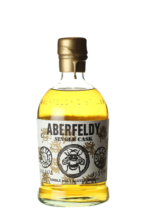 Aberfeldy Single Cask Highland Malt Whisky image