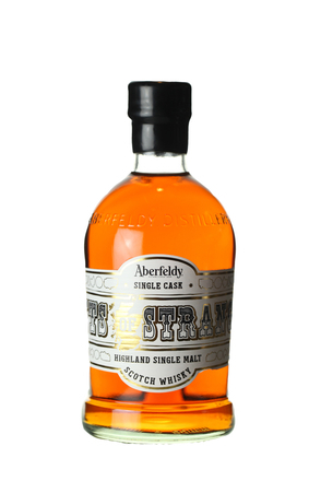 Aberfeldy Single Cask Bits of Strange Malt Whisky image