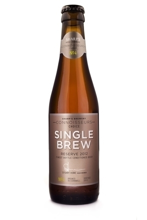Sharp's Connoisseurs No.4 Single Brew 2012 image