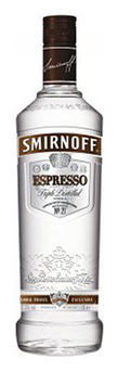 Smirnoff Espresso Coffee Flavoured Vodka